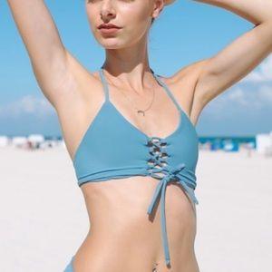 896e04926b strange bikinis Swim - Strange bikinis top size medium tie dye